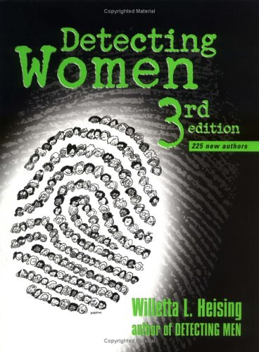 Detecting Women: A Reader's Guide and Checklist for Mystery Series Written by Women 9780964459359