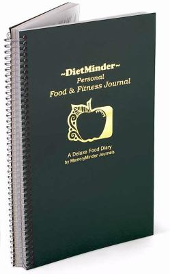 DietMinder Personal Food & Fitness Journal 9780963796837