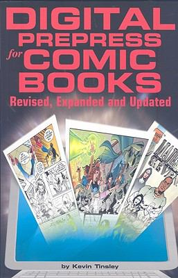 Digital Prepress for Comic Books 9780967542386