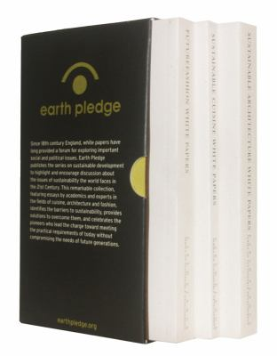Earth Pledge: Series on Sustainable Development