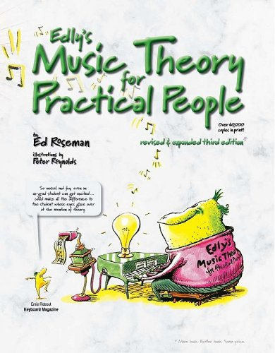 Edly's Music Theory for Practical People 9780966161663