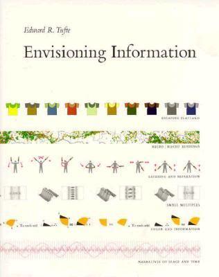 Envisioning Information 9780961392116