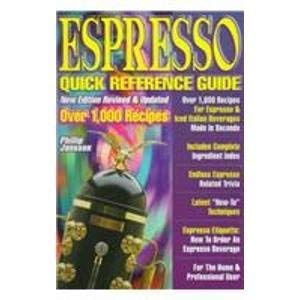 Espresso Quick Reference Guide 9780964354739