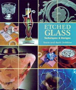 Etched Glass: Techniques & Designs 9780965824811
