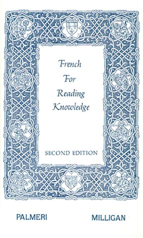 French for Reading Knowledge 9780966184365
