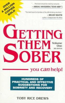Getting Them Sober: You Can Help 9780961599591
