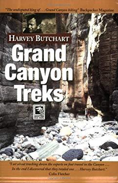 Grand Canyon Treks: 12,000 Miles Through the Grand Canyon 9780964753020