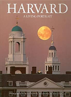 Harvard: A Living Portrait 9780964301511