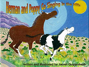 Herman and Poppy Go Singing in the Hills 9780966023916