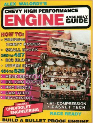 High Performance Engine Assembly Guide 9780962432309