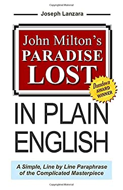 John Milton's Paradise Lost in Plain English 9780963962157