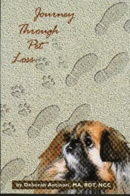 Journey Through Pet Loss [With 18-Page Resource Booklet] 9780966884807