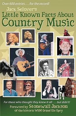 Little Known Facts about Country Music 9780963268495