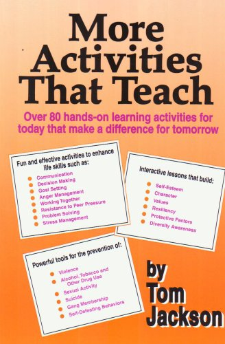 More Activities That Teach 9780966463330