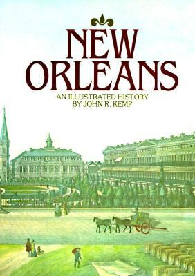 New Orleans: An Illustrated History 9780965475464