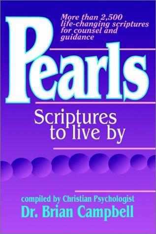 Pearls: Scriptures to Live by 9780963673022