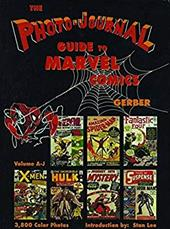 Photo-Journal Guide to Marvel Comics Volume 3 (A-J) 4273196