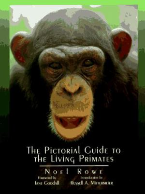 Pictorial Guide to the Living Primates 9780964882515
