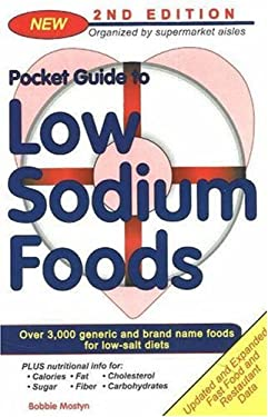 Pocket Guide to Low Sodium Foods 9780967396965