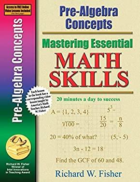 Pre-Algebra Concepts 9780966621198