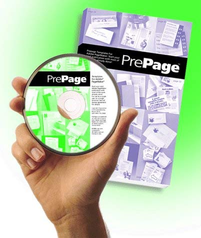 Prepage Tempates for Adobe PageMaker: Start Your Next Project with Most of the Work Already Done! 9780966958706
