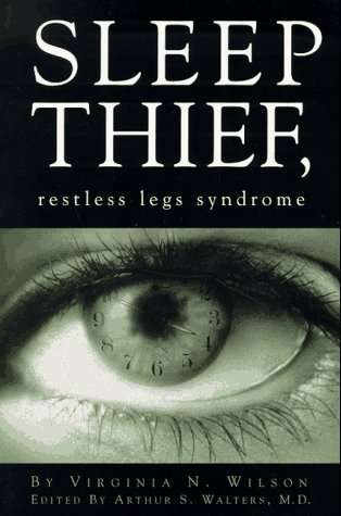 Sleep Thief, Restless Legs Syndrome 9780965268202
