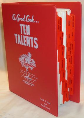 Ten Talents Deluxe Binder and Index Dividers Only