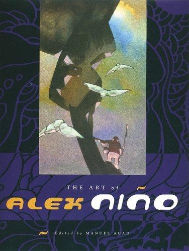 The Art of Alex Nino 9780966938166
