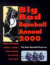 The Big Bad Baseball Annual 4275389