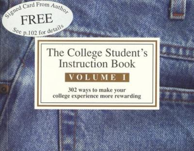 The College Student's Instruction Book 9780966564303
