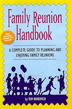 The Family Reunion Handbook 9780961047061