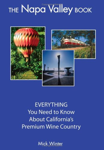 The Napa Valley Book 9780965900072