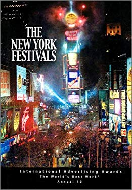 The New York Festivals: International Advertising Awards 9780965540360