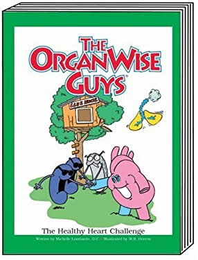 The OrganWise Guys: The Healthy Heart Challenge