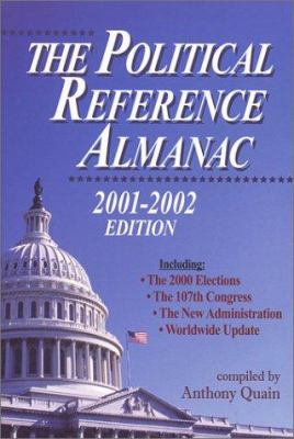 The Political Reference Almanac 9780967028613