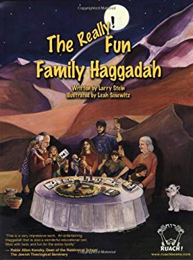 The Really Fun Family Haggadah 9780966991000