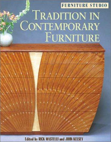 Tradition in Contemporary Furniture 9780967100418