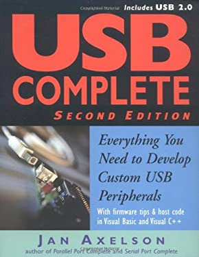 USB Complete: Everything You Need to Develop Custom USB Peripherals 9780965081955