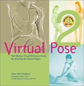 Virtual Pose 2: The Ultimate Visual Reference Series for Drawing the Human Figure [With CDROM] 4306201