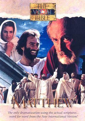 Visual Bible: Matthew-NIV