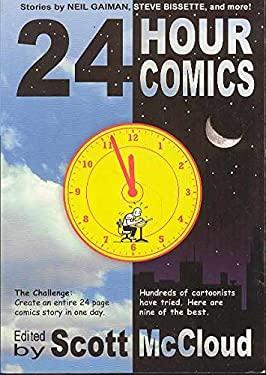 24 Hour Comics 9780971633841
