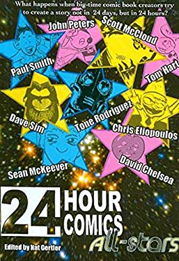 24 Hour Comics All-Stars 9780975395844