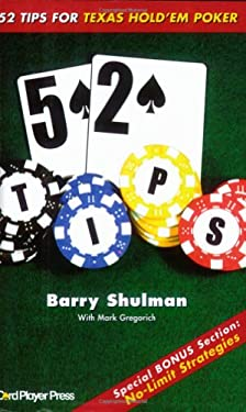 52 Tips for Texas Hold 'em Poker 9780975895306