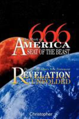 666 the Mark of America - Seat of the Beast 9780978526436