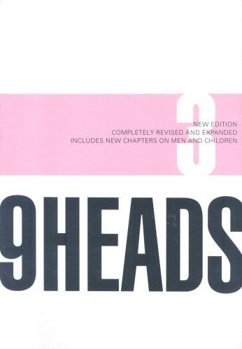 9 Heads: A Guide to Drawing Fashion. Nancy Riegelman 9780970246332