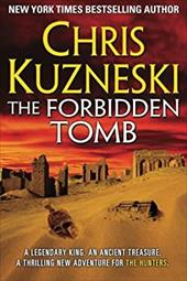 The Forbidden Tomb (The Hunters Book 2) 22754916