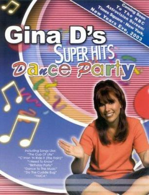 Gina D's Dance Party, Volume 1, Music CD