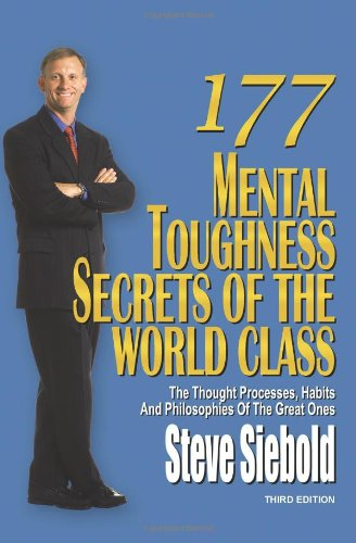 177 Mental Toughness Secrets of the World Class 9780975500354