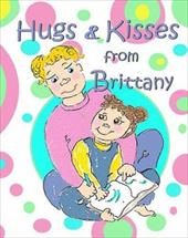 A beautiful story of how a child copes with the loss of a sibling.Shelby realizes how much she cares for her sister Brittany. She views Brittany as more of a gift than a burden, especially when she discovers how wonderful hugs and kisses can be. Shelby gives hugs and kisses to her loved ones and Brittany gives hugs and kisses to Jesus.