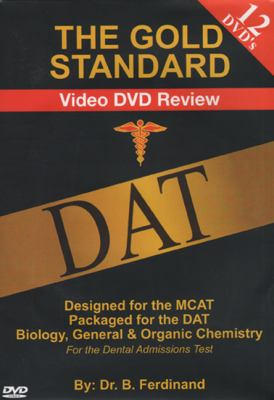 The Gold Standard Video DAT Science Review (12 DVDs) 9780978463830